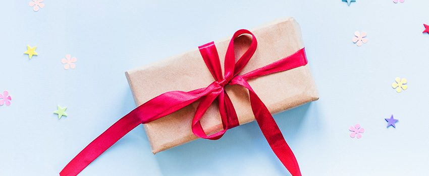 eCommerce gift wrapping