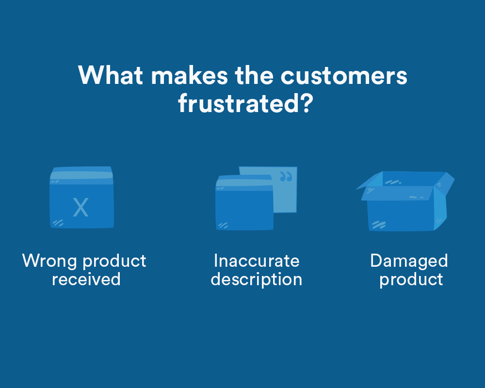 what makes customers frustrated