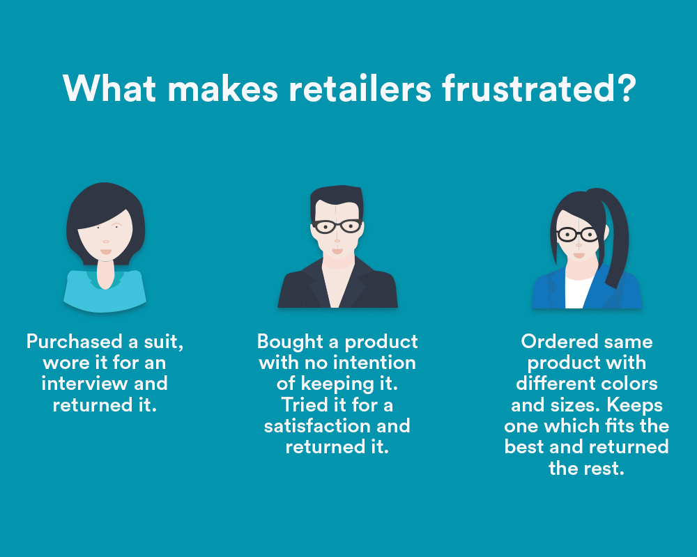 what makes retailers frustrated