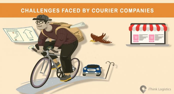 challenges faced by courier companies