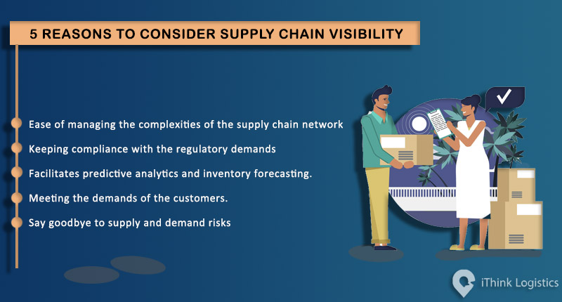 5 reasons to consider supply chain visibility