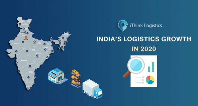 India's logistics growth in 2020
