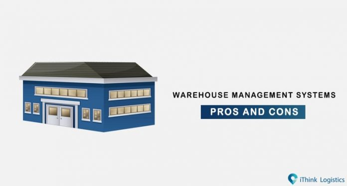 warehouse management system pros and cons