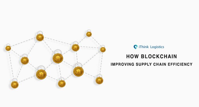 How blockchain is improving supply chain efficiency