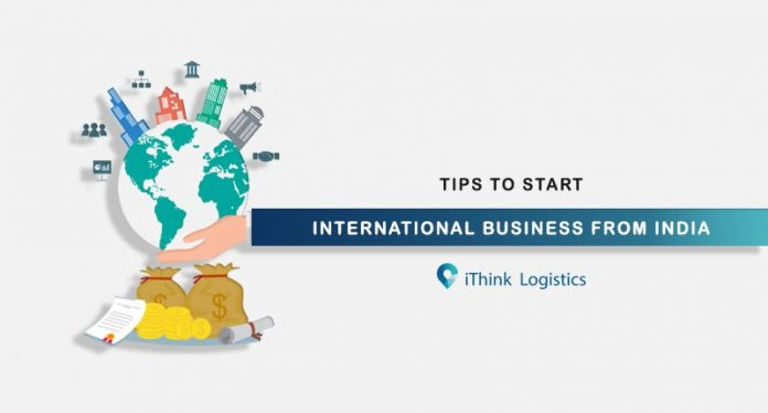 Tips to start an international business