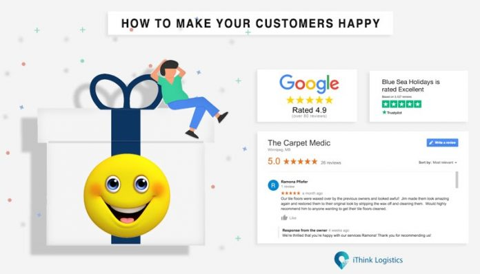 how to make your customer happy