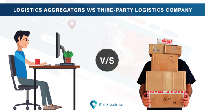 logistics aggregator Vs Third party logistics
