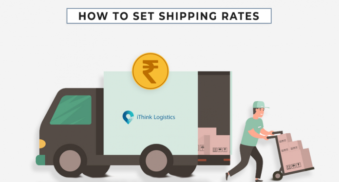 How to set shipping rates?