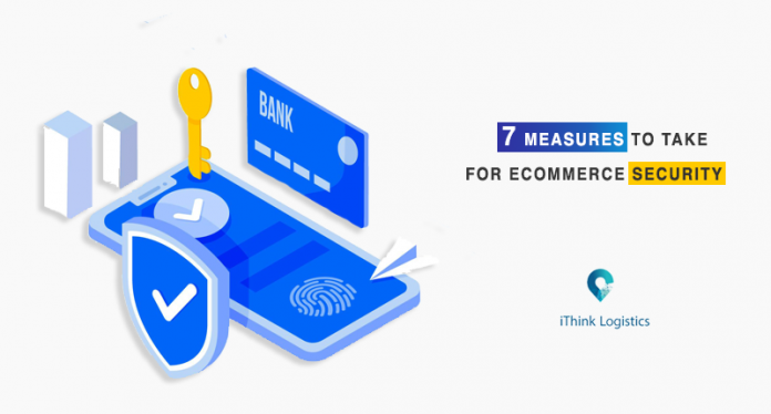 7 measures to take for your ecommerece security