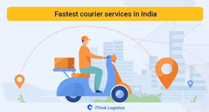 Fastest courier company in India