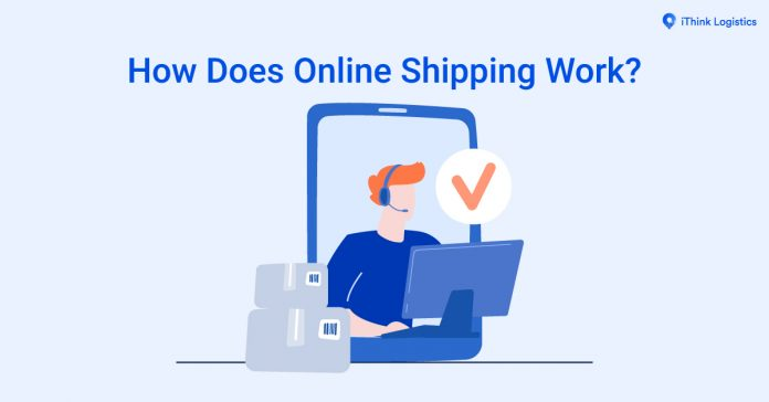 How Does Online Shipping Work?1200 by 628 pixels