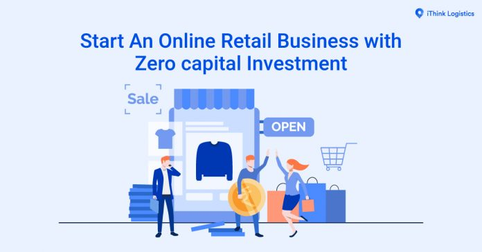 Start An Online Retail Business with Zero capital Investment1200x628