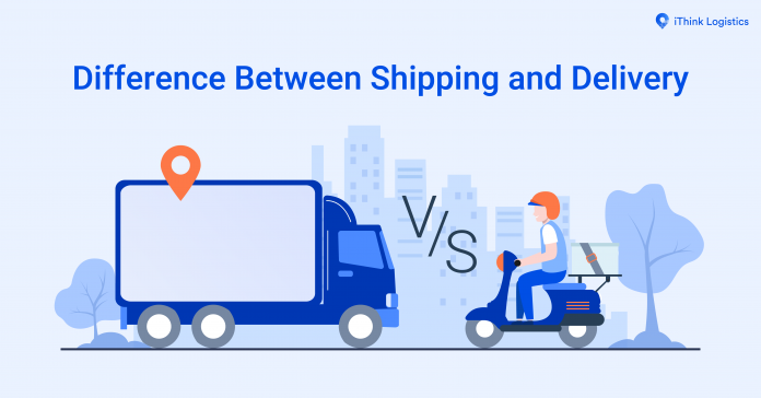 Difference Between Shipping and Delivery 1200x628