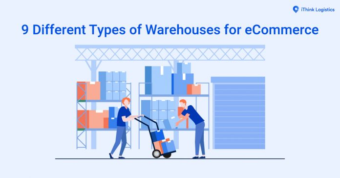 9 Different Types of Warehouses for eCommerce 1200x628