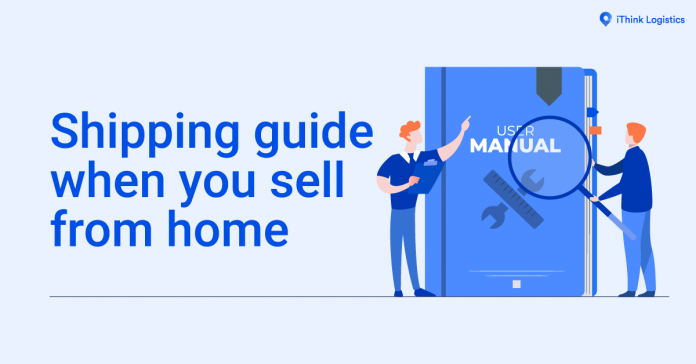 Shipping guide when you sell from home1200x628